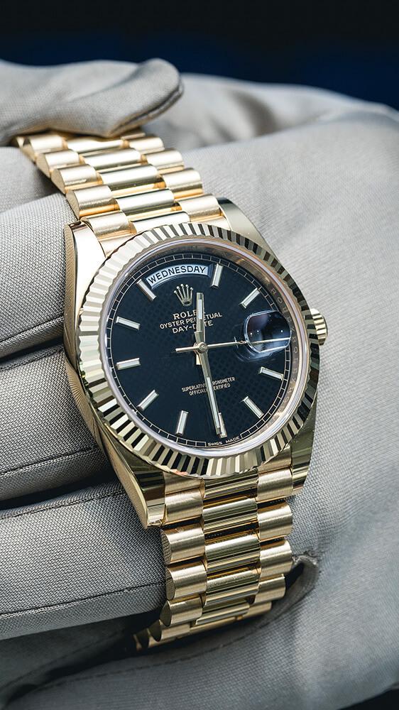 Armbandwechsel Uhren SG Watches