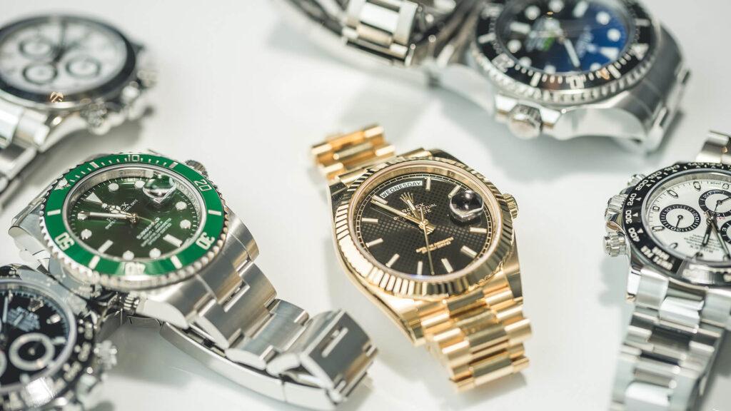 Luxusuhren Ankauf – SG Watches